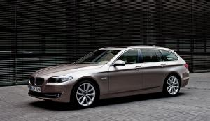 BMW 5-Series Touring 2010 года