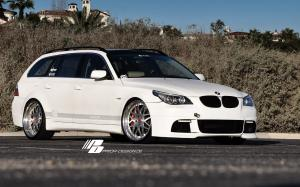 2010 BMW 5-Series by Prior Design