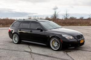 2010 BMW 535i xDrive M Sport Touring by Wagner