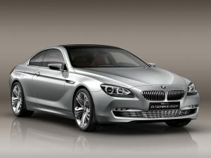 2010 BMW 6-Series Coupe Concept