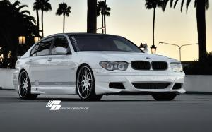 BMW 7-Series by Prior Design 2010 года