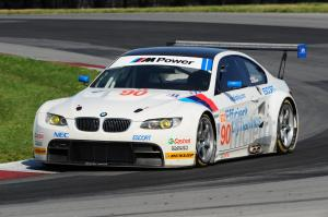 2010 BMW M3 ALMS by Rahal-Letterman Racing
