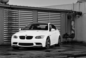 2010 BMW M3 Athletics by Avus Performance on ADV.1 Wheels