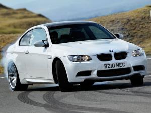 2010 BMW M3 Coupe Competition Package