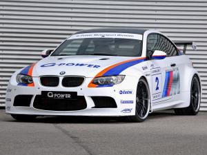 2010 BMW M3 GT2 S by G-Power