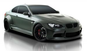 BMW M3 GTRS3 Widebody Coupe by Vorsteiner 2010 года