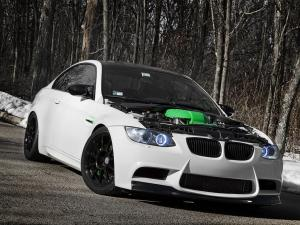 2010 BMW M3 Green Hell by IND Distribution