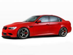 BMW M3 Red Death by IND Distribution 2010 года