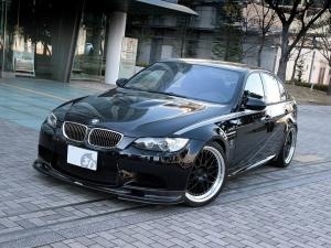 BMW M3 Sedan by 3D Design 2010 года