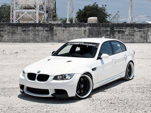 2010 BMW M3 Sedan by Active Autowerke