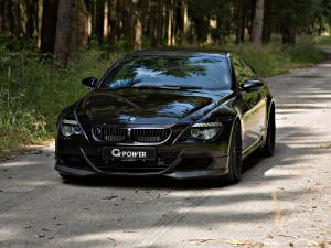2010 BMW M6 Hurricane RR by G-Power