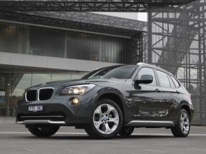 BMW X1 sDrive 2.0d 2010 года