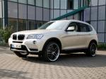 BMW X3 xDrive 2.0d by AC Schnitzer 2010 года