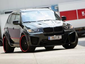 BMW X5 M Typhoon by G-Power 2010 года