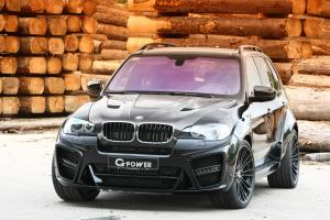 2010 BMW X5 Typhoon Black Pearl by G-Power