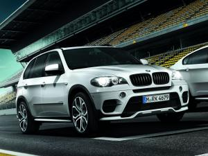 BMW X5 xDrive 3.5d M Performance Accessories 2010 года