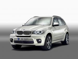 BMW X5 xDrive 5.0i M Sport Package 2010 года