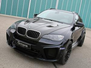 2010 BMW X6 M Typhoon by G-Power