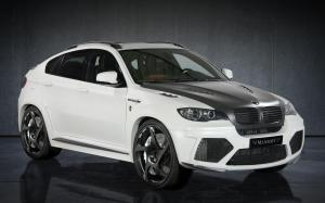 BMW X6 M by Mansory 2010 года