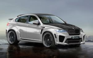 2010 BMW X6 Typhoon RS V10 by G-Power