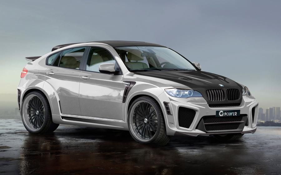 BMW X6 Typhoon RS V10 by G-Power