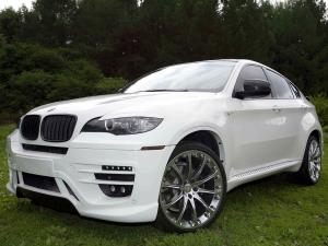 BMW X6 by Status Design 2010 года