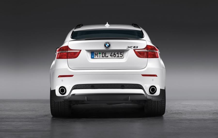 BMW X6 xDrive 3.5d Performance Package