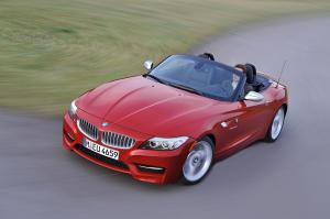 BMW Z4 sDrive 3.5is 2010 года