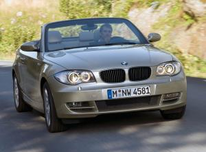 BMW 1-Series Convertible 2011 года