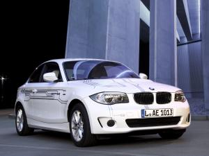 2011 BMW 1-Series Coupe ActiveE Test Car