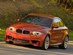 BMW 1-Series M Coupe 2011 года (US)