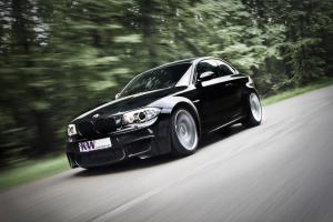BMW 1-Series M Coupe by KW Clubsport 2011 года