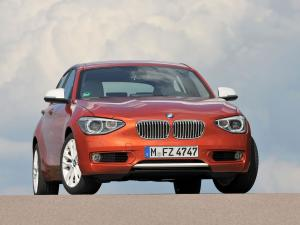 2011 BMW 120d 5-Door Urban Line