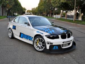 BMW 135i Coupe by Berk Technology 2011 года