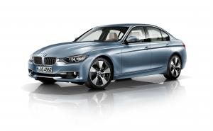 BMW 3-Series ActiveHybrid 2011 года