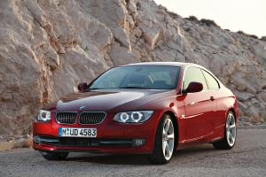 BMW 3-Series Coupe 2011 года