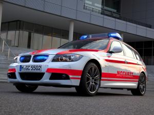 BMW 3-Series Touring Notarzt 2011 года
