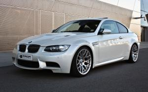BMW 3-Series With Widebody Aerodynamic Kit by Prior Design 2011 года