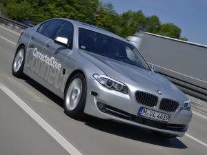 2011 BMW 5-Series ConnectedDrive Prototype