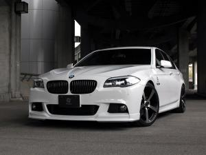 2011 BMW 5-Series M Sport Package by 3D Design