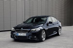 BMW 5-Series Sport Package 2011 года