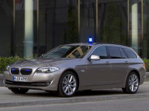 2011 BMW 5-Series Touring Covert Vehicle