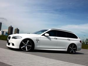 2011 BMW 5-Series Touring by 3D Design