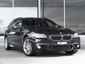 2011 BMW 520d Touring M Sport Package