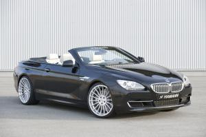 2011 BMW 6-Series Convertible by Hamann