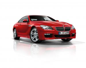 BMW 6-Series with M Sport Package 2011 года