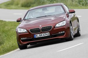 2011 BMW 640i Coupe