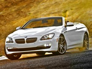 2011 BMW 650i Convertible