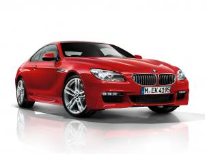 BMW 650i Coupe M Sport Package 2011 года