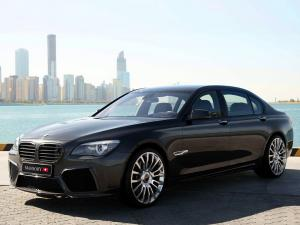 2011 BMW 7-Series by Mansory